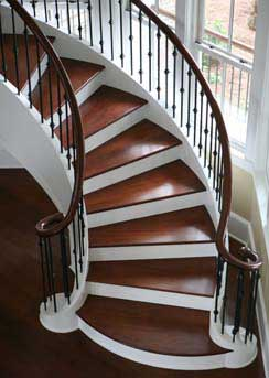 Solid Stair Treads